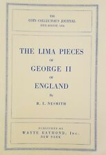 Lima Pieces of King George II of England By Nesmith