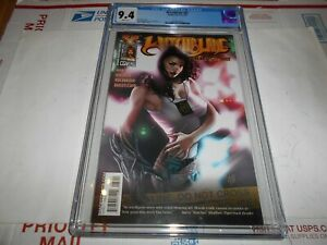 WITCHBLADE #87  CGC 9.4 ADAM HUGHES COVER (COMBINED SHIPPING AVAILABLE)