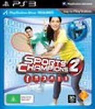 Brand New Sports Champions 2 (Move) For Sony PS3 !!!!!!
