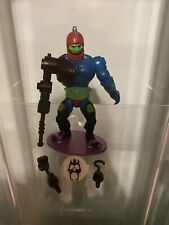 motu vintage he man trap jaw complete with ring see pictures