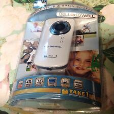 Brand new .....Bell And Howell Take 1 Digital Video And Still Camera
