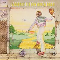 ELTON JOHN - GOODBYE YELLOW BRICK ROAD (40TH ANNIVERSARY 2-LP) 2 VINYL LP NEU