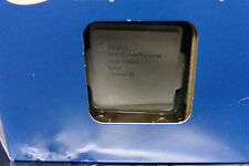 Intel i7 4770k cpu - in retail box with unused cooler