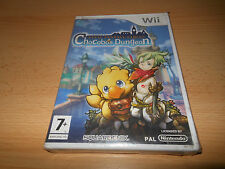 Final Fantasy Fables-Chocobo 's Dungeon-Nintendo Wii Neuf Scellé