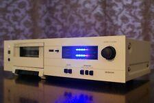 Proton AD-200 Vintage Kassettendeck (NAD Lw.) BLAUE LEDs SERVICED Gewährleistung
