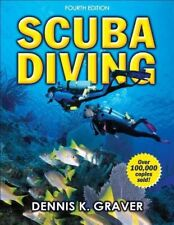 SCUBA DIVING 4TH Ed  2010 9780736079006 NEW !$! REARCOVER EDGE DOGEARED SALE !$!