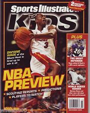 Sports Illustrated November 2005 Miami Heat Dwyane Wade Newsstand Issue Exc.