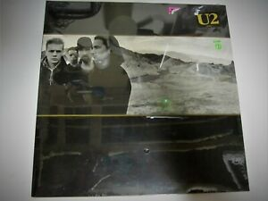 U2 The Joshua Tree LP Album N.O.S. in original shrink wrap 90581-1 MINT Con LQQK