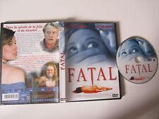 Fatal de D. Shone Kirkpatrick avec Rutger Hauer, DVD, Thriller
