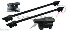 CROSS BARS ROOF RACKS CROSSBARS WITH LOCK SYSTEM FOR SUZUKI SX4 XL-7
