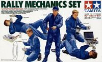 KIT TAMIYA 1:24 SET MECCANICI RALLY Rally Mechanics 24266