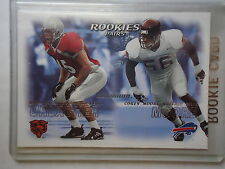 Brian Urlacher 2000 Fleer/Skybox Rookie Card