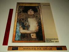 Gustav Klimt Osterreichische Galerie 11x16 Mini Poster Art Print Repro