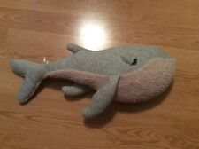 Bigstuffed Original Handmade Small Plush Whale