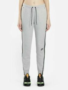Nike Sportswear Tech Fleece Reimagined Pants Grey/ Black Women's M BV7115-063