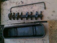 Farmall IH H HV Early SH Tractor engine motor rocker arm oil pickup tube & cover
