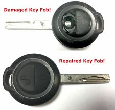 Repair service for Smart Car For Four For Two 2 button remote key