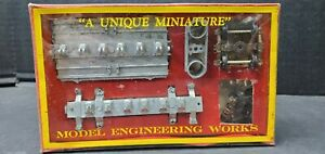 HO Model Engineering Works Kit SP Yard Side Dump Car  - Metal