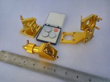 DIY CO2 Laser Head Set Mirror Mount K40  Engraving Cutting Machine focus mirrors