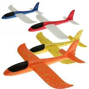 4er-Set Gleitflieger Wurfgleiter XL Styropor-Flieger von JuniorToys