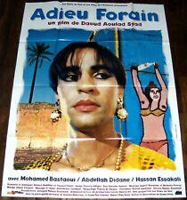 ADiEU FORAiN - BYE BYE SOUiRTY Maroc Abdellah Didane Aoulad Syad GRANDE AFFICHE
