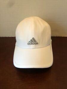 ADIDAS Women's  Superlite Aeroready Tennis Running Cap Hat One Size Adjustable