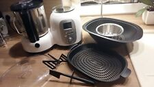 Gourmetmaxx Thermo-Multikocher DeLuxe, 10in1 mit Waage, 1500 W Küchenmaschine