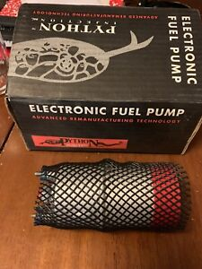 NEW PYTHON INJECTION 742-574 Electric Fuel Pump
