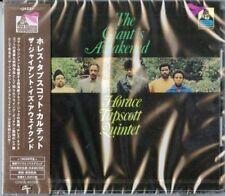 HORACE TAPSCOTT QUARTET-THE GIANT IS AWAKENED-JAPAN CD Ltd/Ed B63