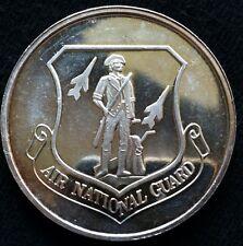 Air National Guard 1 oz .999 Fine Silver Round