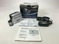 Samsung Sc-D353 MiniDv Digital Video Camcorder Player w/ Power Cord [Read Notes]