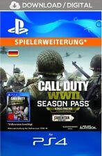 Call of Duty: WWII Season Pass - offizieller PS4 Code PSN | DE PS4