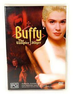 Buffy The Vampire Slayer Movie (DVD, 1992) Kristy Swanson Region 4 Free Postage
