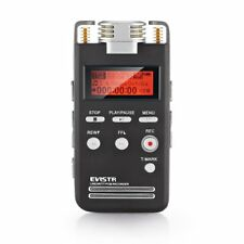 Voice Activated Recorder Digital Audio Dictaphone Spy Recording HD Sound 8GB MP3