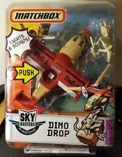 Mattel Matchbox Sky Busters Missions Dino Drop OOP