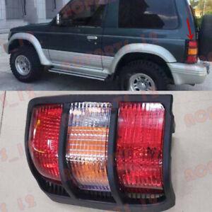 For Mitsubishi Montero V31 V32 1991-99 Black Frame Left Side Tail Light Assy