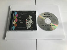 Frank Sinatra : Frank Sinatra Sings For Only The Lonely CD (1988)