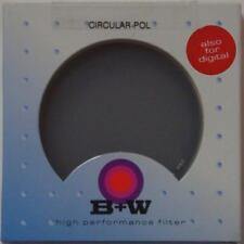 Cámara digital nuevo Genuino Blanco y Negro 58 mm S0 y película Circular Pol filtro 62157