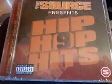 THE SOURCE PRESENTS HIP HOP HITS, VOL. 9 - VARIOUS ARTISTS - CD - NEW bx 7