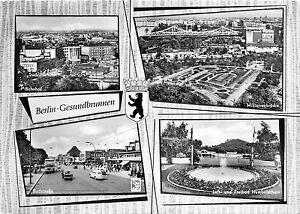 BG31405 gesundbrunnen   berlin  germany CPSM 14.5x10cm