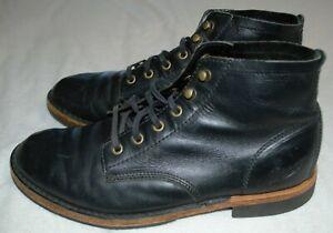 "Danner 34340 Men's Jack II Black Leather Boot 4.5"" US 10 EUR 44.5 UK 10 Width EE"