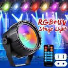 30W LED RGB UV Stage Light Remote DMX Bar KTV Party