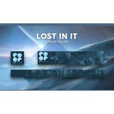 "Destiny 2 - ""Lost in it"" Emblem code"