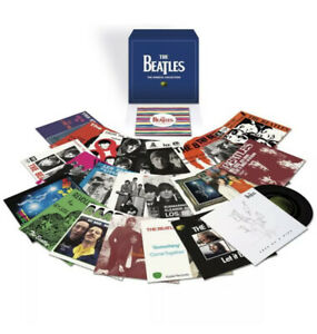 """BRAND NEW + SEALED The BEATLES The Single Collection 7"""" Vinyl Box Set *BARGAIN*"""