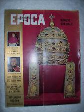 EPOCA 1958 PAPA PIO XII ANGELILLO