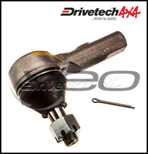NISSAN NAVARA D22 3.0L ZD30DDT DRIVETECH 4X4 FRONT LEFT/RIGHT INNER TIE ROD END