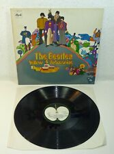 "THE BEATLES ""Yellow Submarine"" Sweden M-/EX re APPLE LP 1A Zustand 1C 198-53 173"