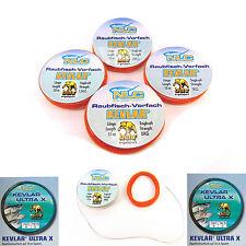 Kevlar Ultra X 10m Spule, Behr NLC Kevlar Vorfach, Raubfischvorfach, Vorfächer
