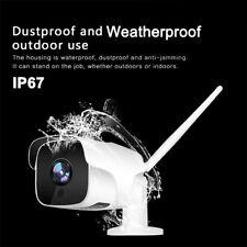 Wireless Outdoor WiFi IP Camera 1080P HD IR Security Webcam 2MP Baby Audio CCTV