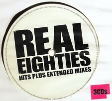 Real Eighties Hits Plus Extended Mixes - Various Artists (CD 2005) Original CD
